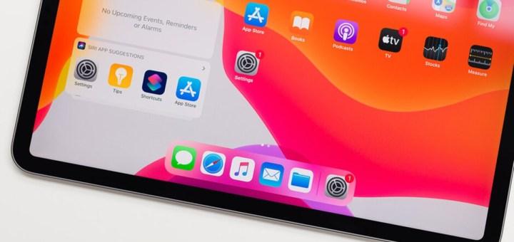Apple iPad Air 4 Modeli 11 İnç Ekran ve USB Type-C Girişi İle Gelecek