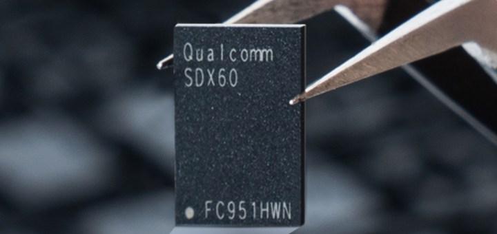 Apple, Yeni iPhone Modellerinde Qualcomm X60 5G Modemi Kullanacak