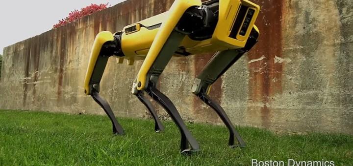 Boston Dynamics'in Robot Köpeği Spot Satışa Sunuldu