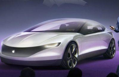 Apple Tarafından Geliştirilen Otomobil Cam Çatlaklarını Algılayabilecek