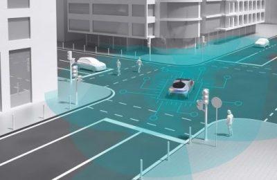 Mercedes, BMW Kendini Sürüş Ortaklığıyla İleriye Taşıdı