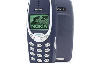 En Efsane Telefonlardan Biri Olan Nokia 3310, 20 Yaşına Girdi