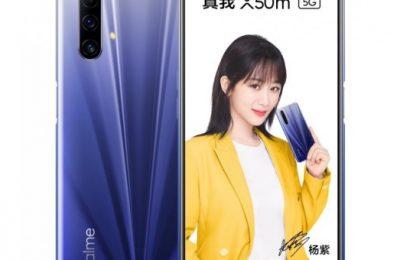 Realme X50m 5G Tanıtıldı! İşte Fiyatı ve Özellikleri