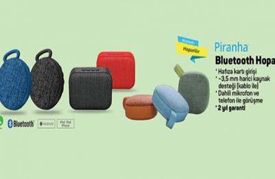 A101 Piranha Bluetooth Hoparlör Yorumları ve Özellikleri