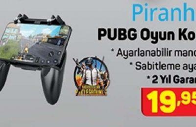 A101 Piranha PUBG Oyun Kolu Yorumları ve Özellikleri