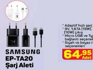 A101 Samsung EP-TA20 Şarj Aleti Yorumları ve Özellikleri