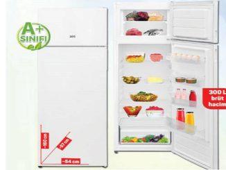 A101 SEG SRF 2832 A+ Buzdolabı Yorumları ve Özellikleri