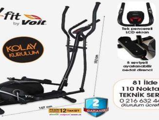 Bim Voit Manyetik Eliptik Bisiklet Yorumları ve Özellikleri