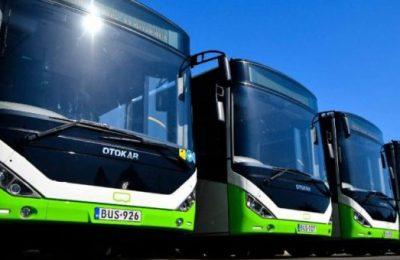 Otokar, Sipariş Edilen 50 Adet Otobüsü Malta'ya Gönderdi