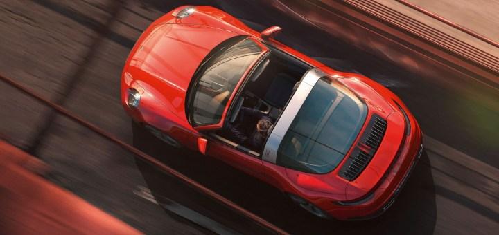 İşte Karşınızda Nefes Kesen Tasarımıyla Porsche 911 Targa 4 ve Targa 4S
