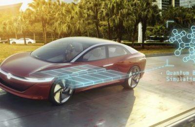 Volkswagen Daha İyi EV Pilleri Oluşturmak için Kuantum Bilgisayarları Kullanıyor