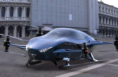 Yerli Uçan Araba Air Car, 2025'te Uçuşa Başlamayı Hedefliyor